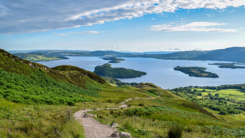 wandelnieuws west highland way shutterstock